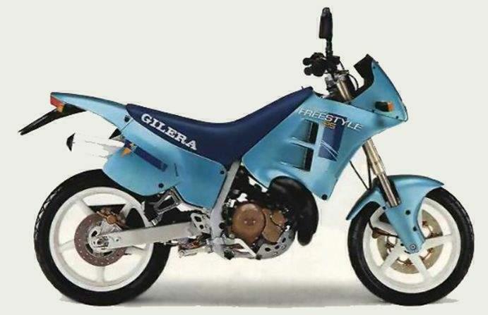 Gilera Freestyle 125 91