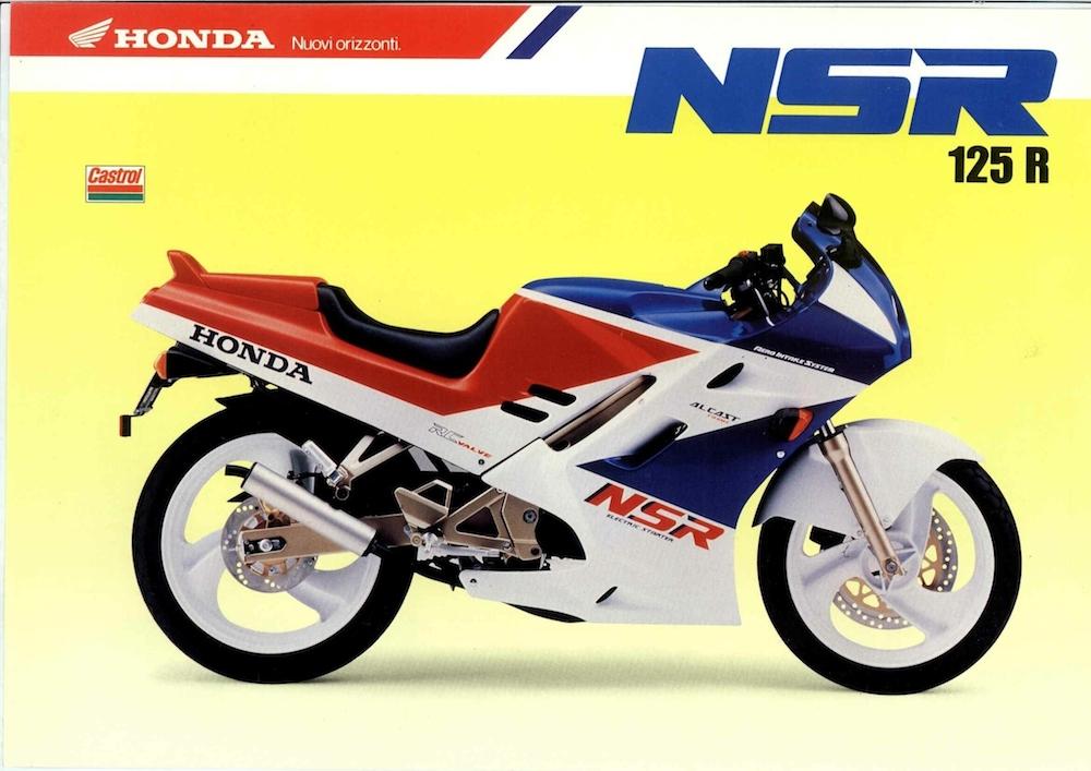 ADV Honda NSR-R bianco_blu 1989