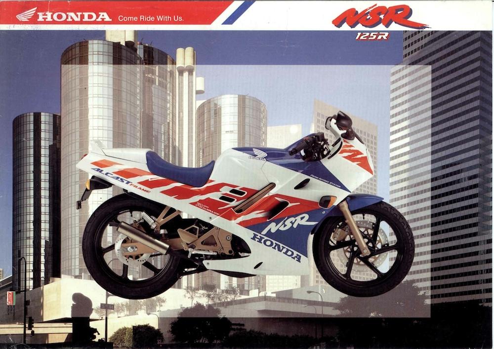 ADV Honda NSR-R bianco_blu 1992