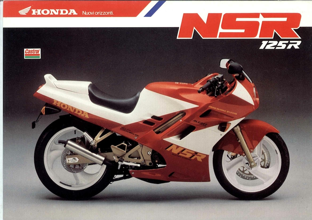 ADV Honda NSR-R bianco_rosso 1989