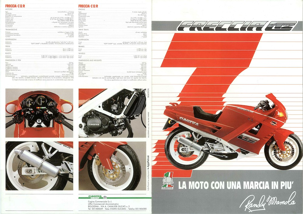 Brochure_Cagiva_Freccia C12R_rosso_89 (3)