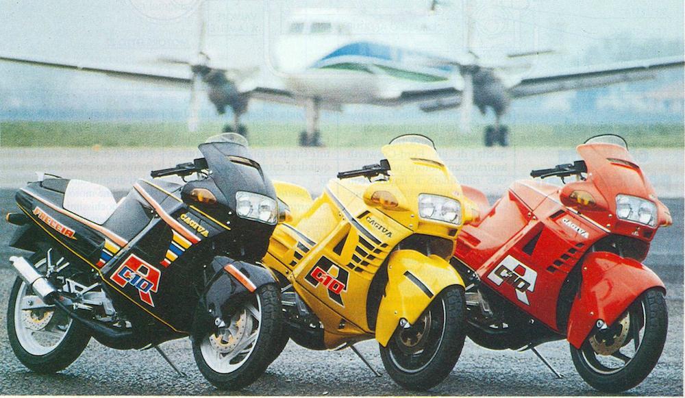 Cagiva Freccia C10R 1988