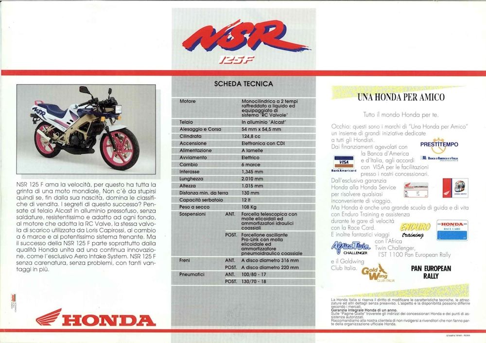 Honda NSR-FII 92 rosso_blu_brochure_back (1)
