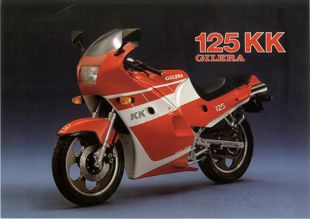 KK 125 prototipo