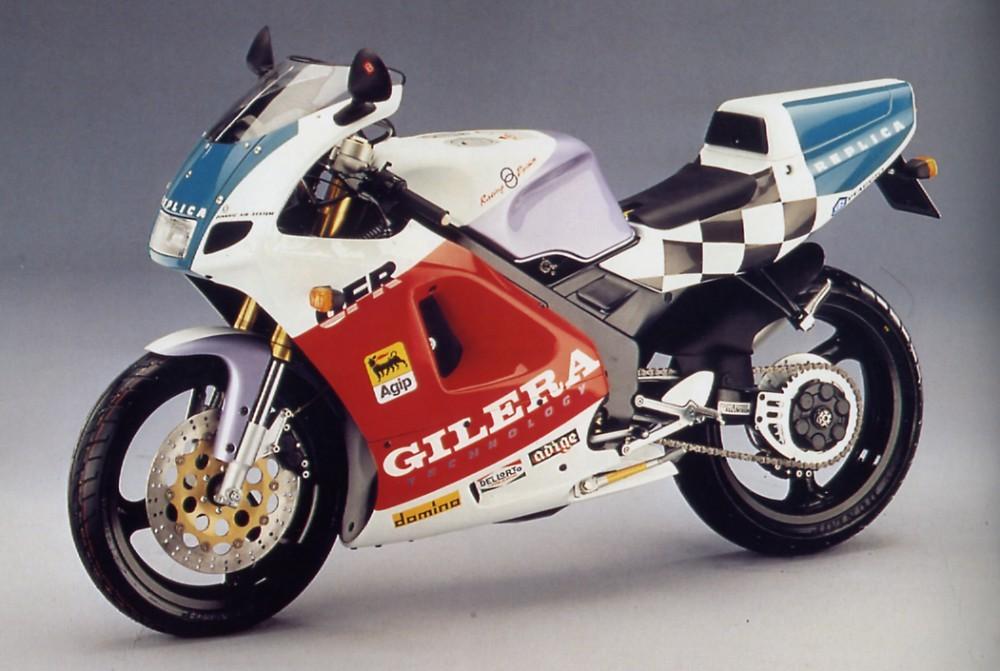ADV GILERA GFR REPLICA 93