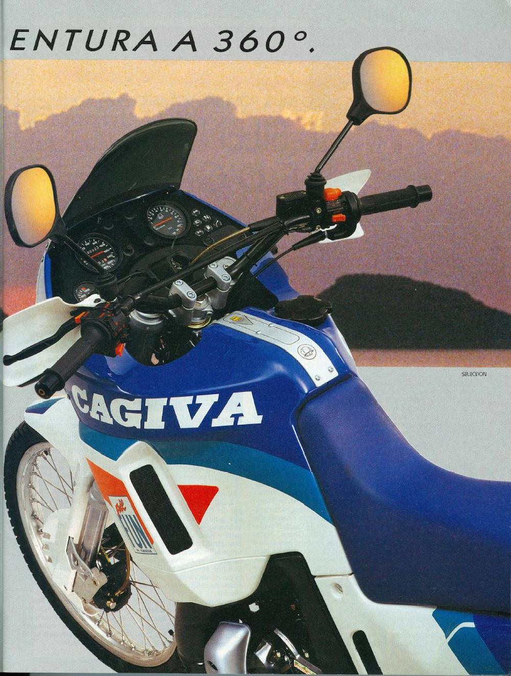 ADV Cagiva N90a