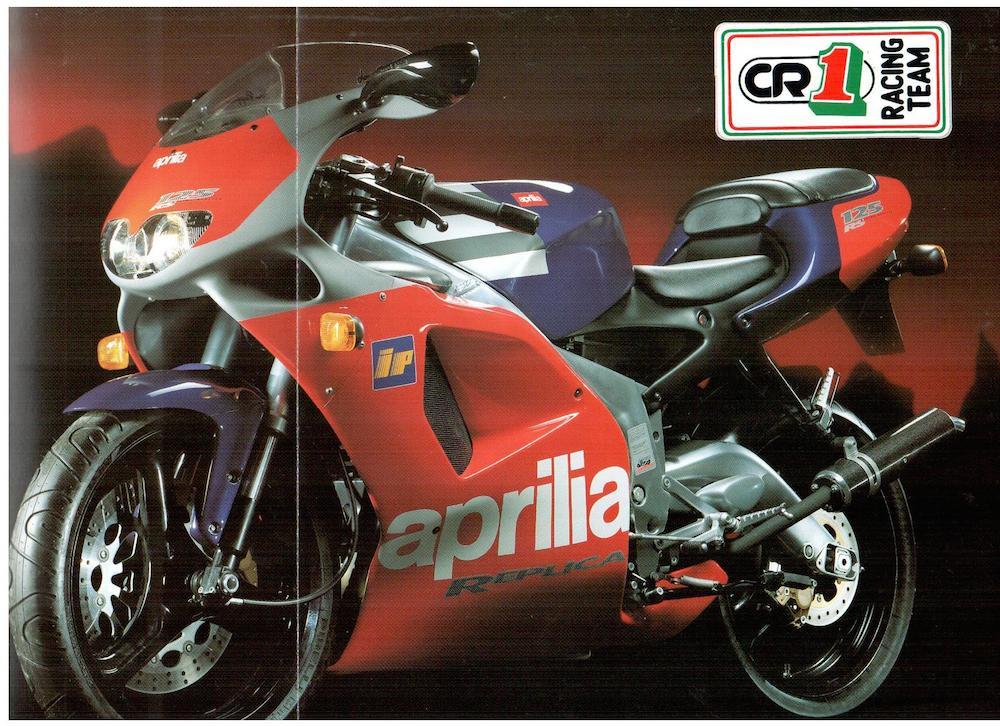 APRILIA RS 125 mod. 1995