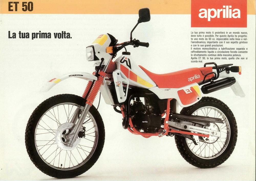Aprilia ET 50 84