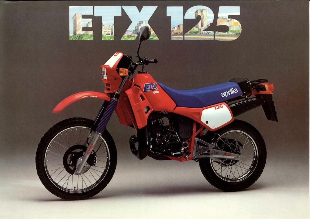 Aprilia ETX 125 85