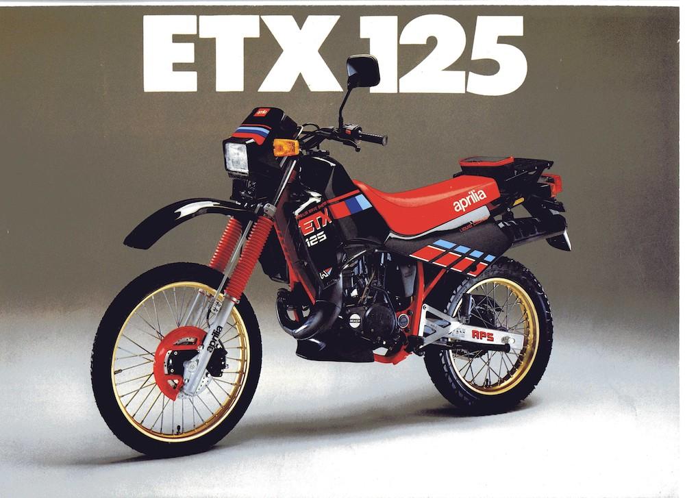 Aprilia ETX 125 86