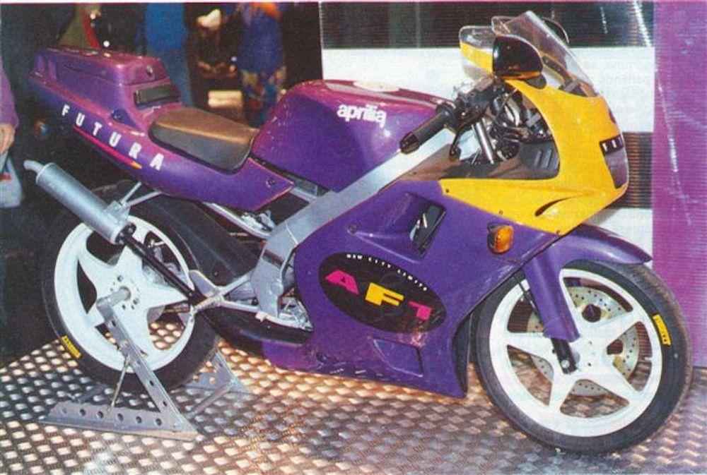 1990 1992 Aprilia Futura 50 125 Stradali
