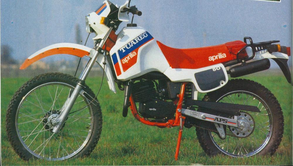 Aprilia Tuareg 50 '84