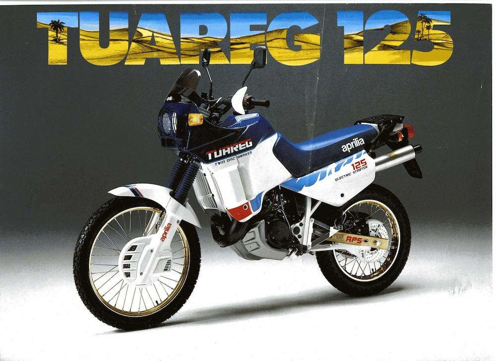 Aprilia Tuareg 87