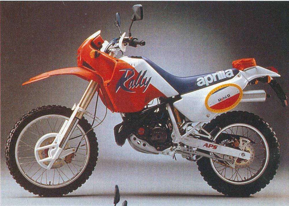 Aprilia Tuareg Rally 1990