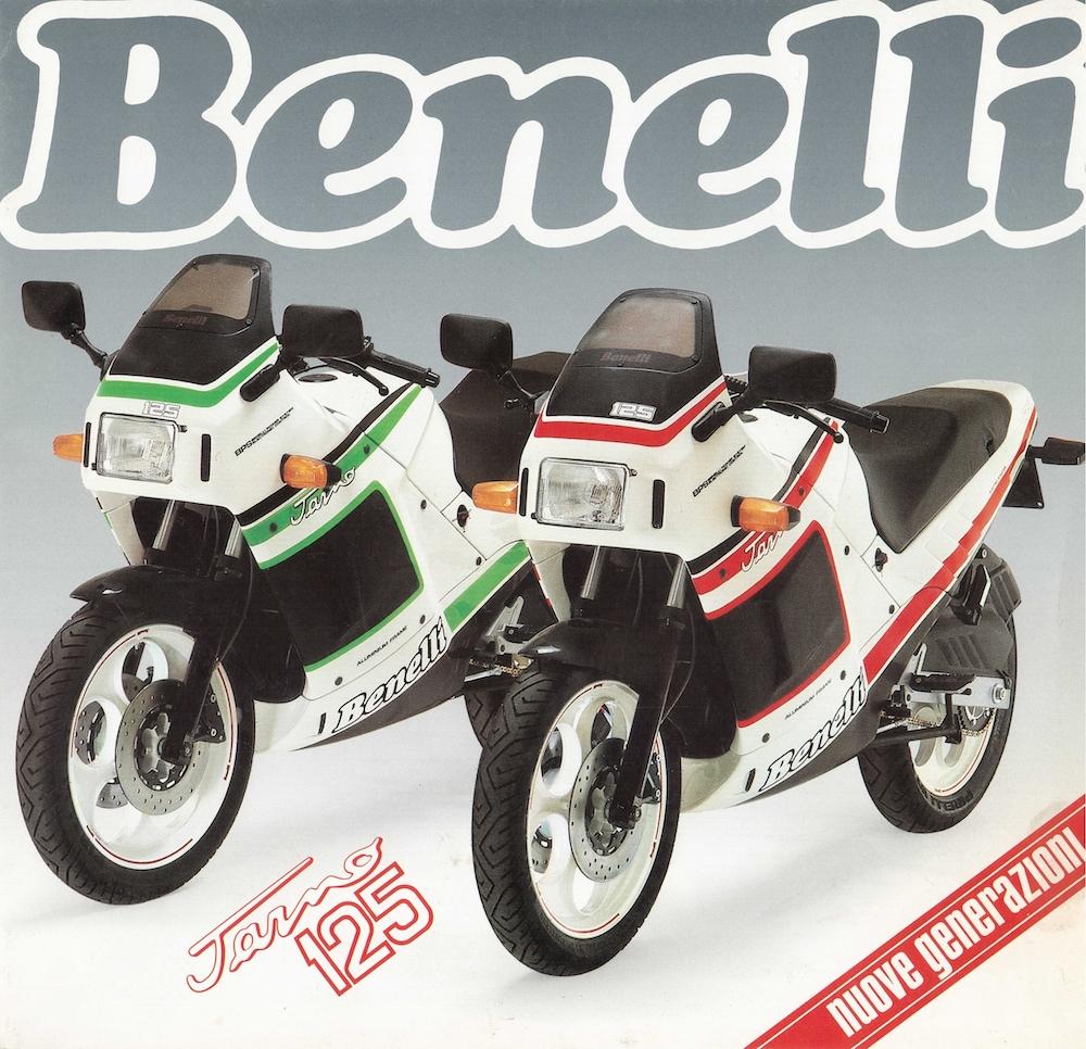 Benelli_Jarno_1988_Brochure