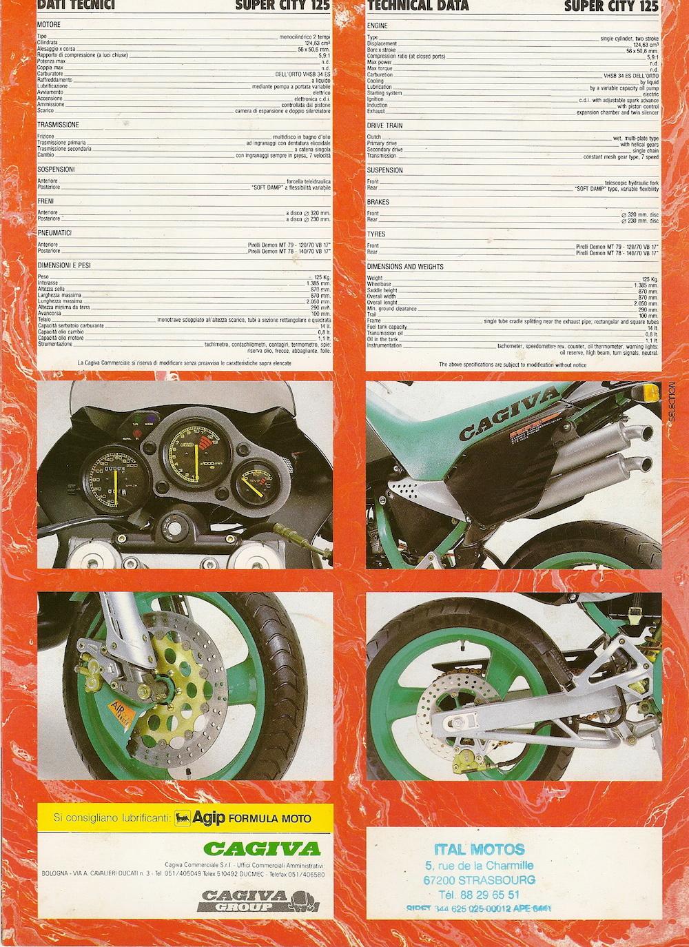 Cagiva Supercity 125 91 (1)