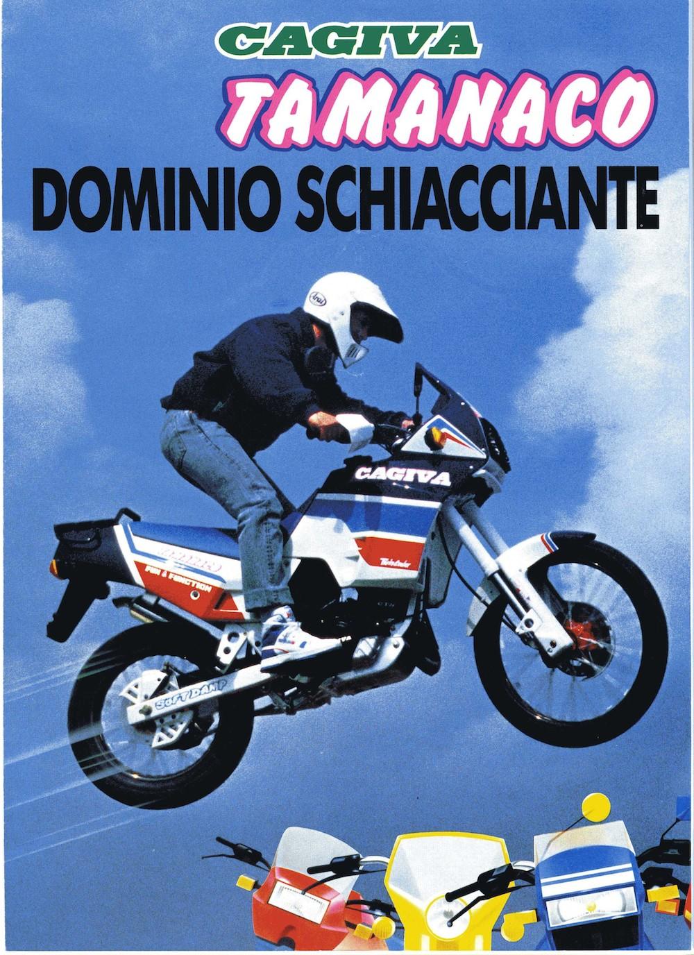 Cagiva Tamanaco 88_brochure