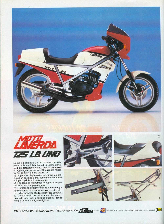 Laverda LB Uno 85