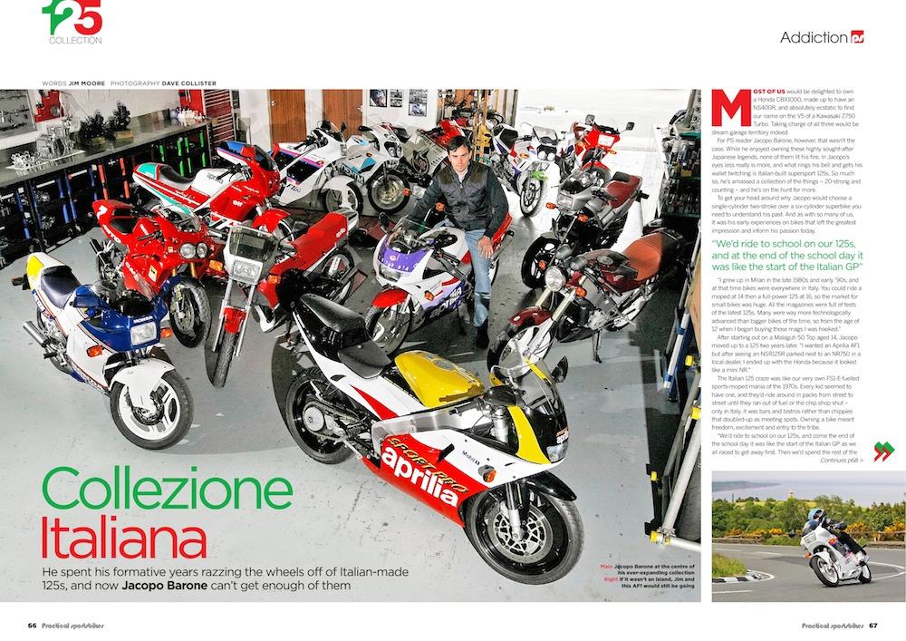 PracticalSportsbikes: Una rivista inglese sulle moto anni 80 e 90!