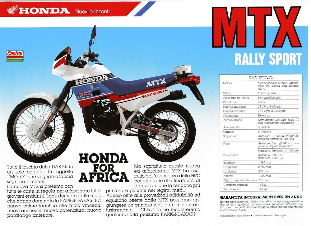 MTX Rally