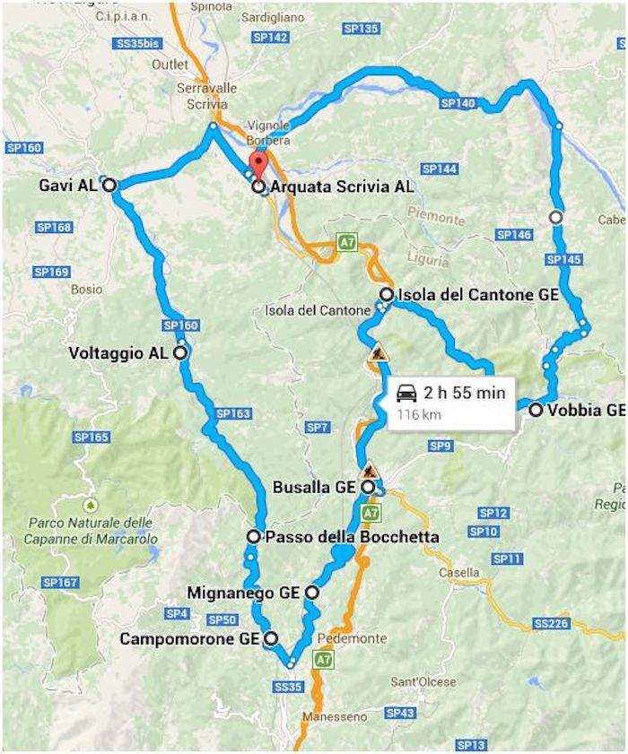 125incontri: Serravalle Scrivia