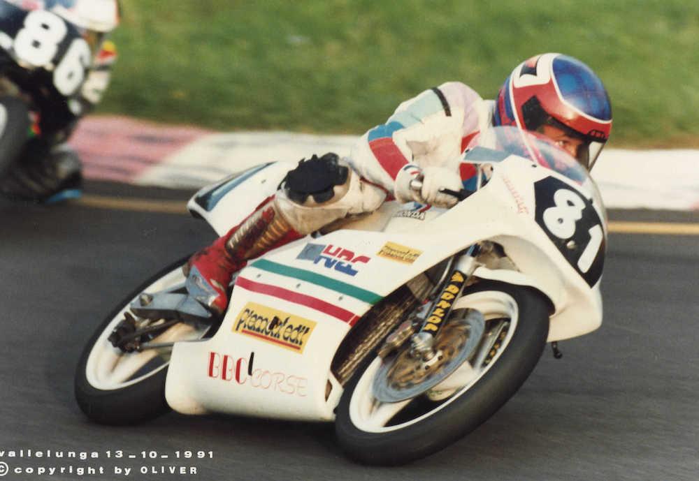 Honda 125GP