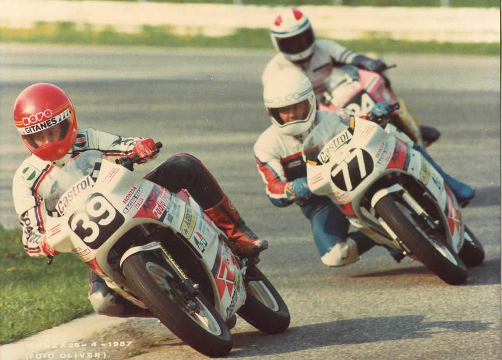 Trofeo Honda NS - 1987
