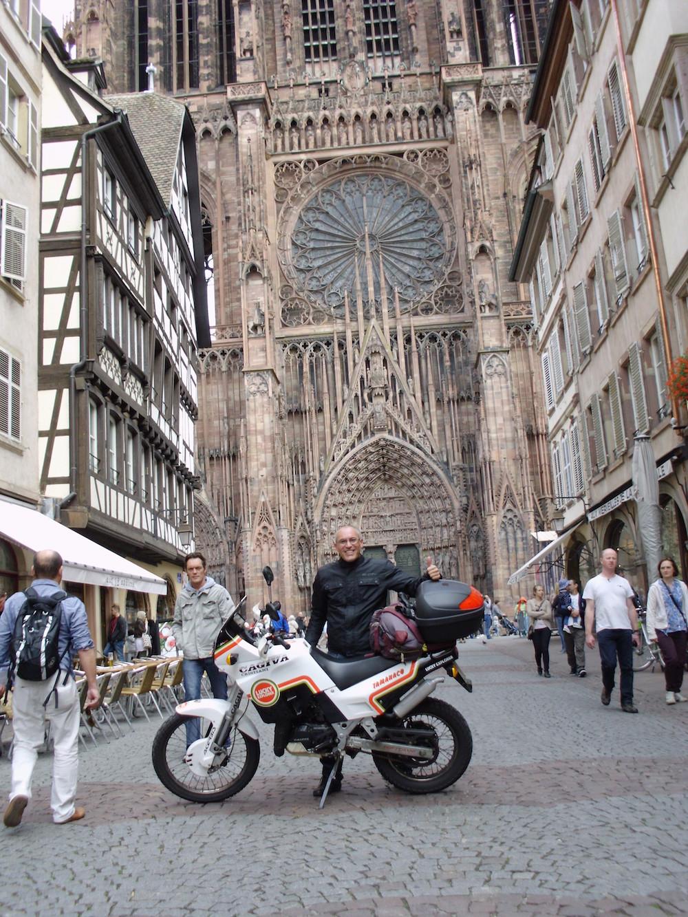 12 - La cattedrale di Strasburgo