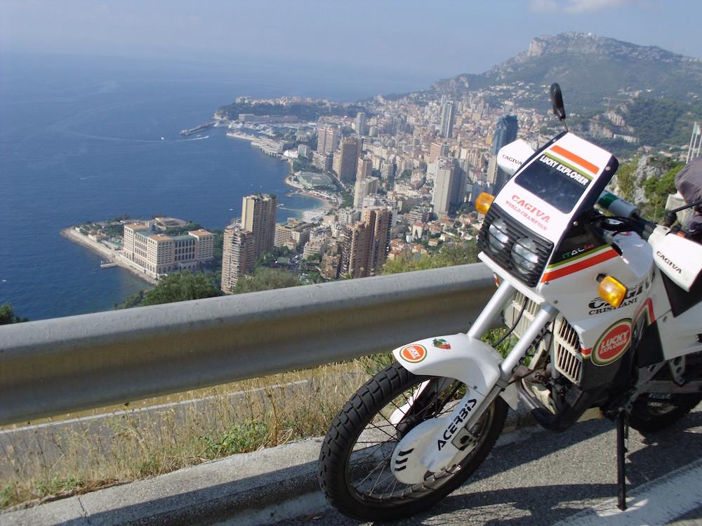 2 - Sulle alture di Monte Carlo