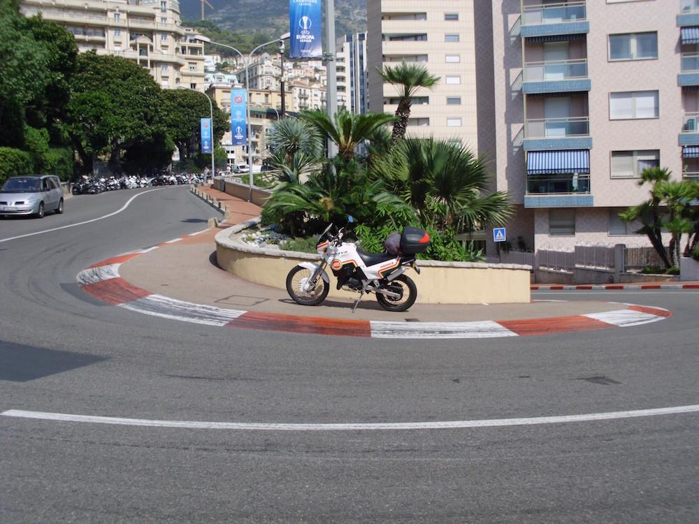 3 - Monte Carlo - il celebre tornante (ex) Loews