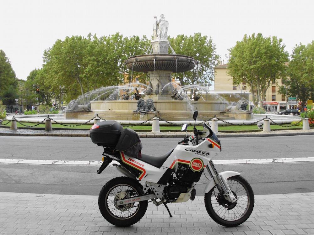 5 - Aix-en-Provence - La Rotonde