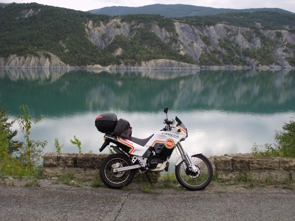 7 - Il lago di Serre-Ponçon (Francia)