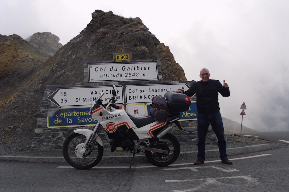 8 - Col du Galibier (Alpi francesi)
