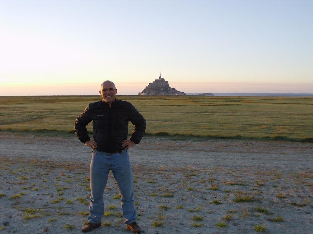 16 - Mont Saint Michel