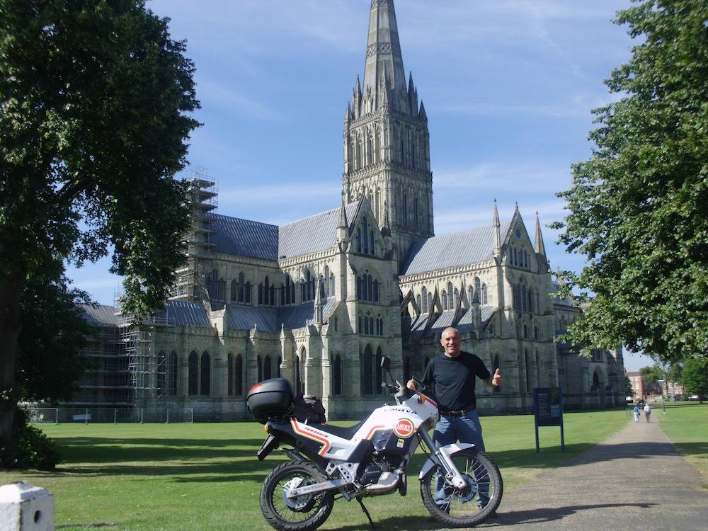 23 - Cattedrale di Salisbury