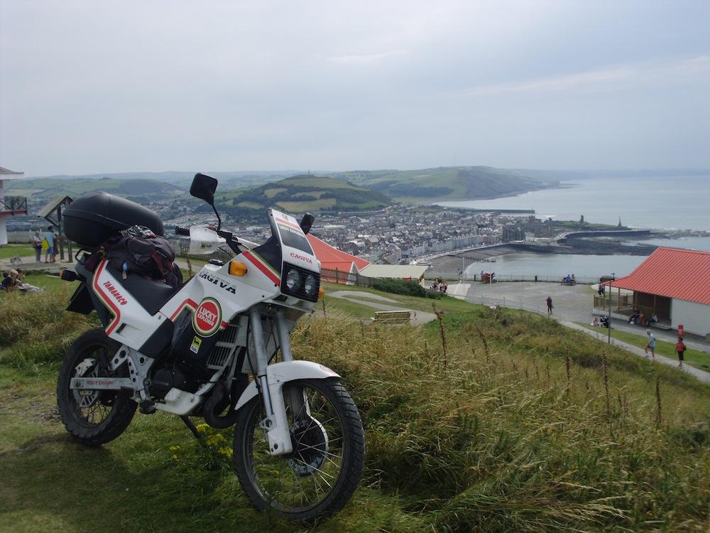 28 - Aberystwyth