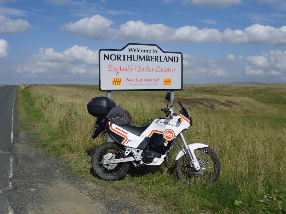 34 - Northumberland