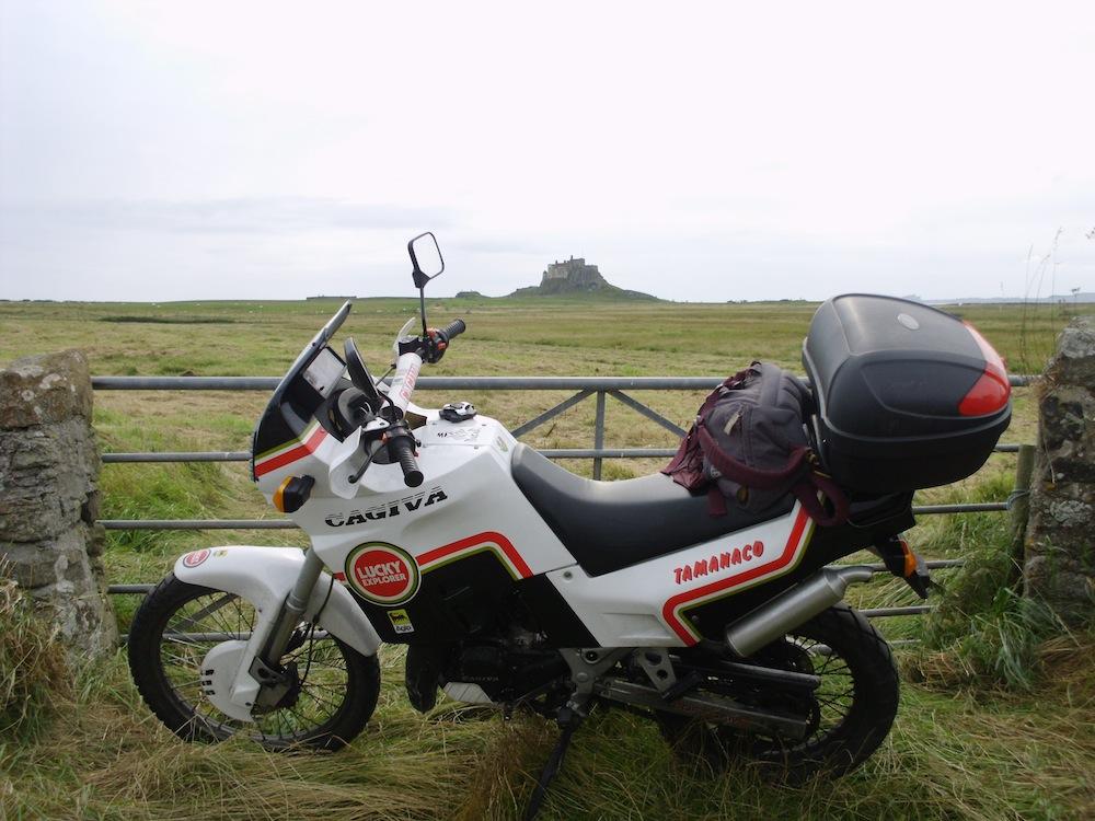 36 - Lindisfarne Castle
