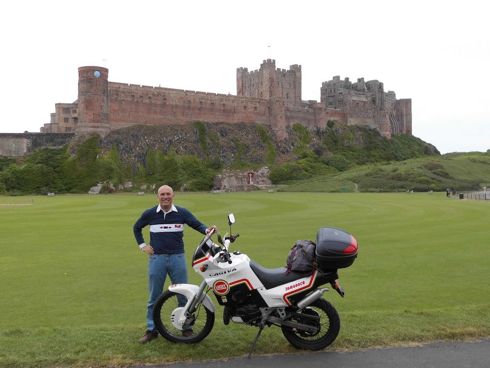 37 - Bamburgh Castle