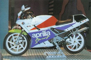 Aprilia AF1 Sintesi Sport