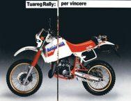 Aprilia Tuareg Rally 1985