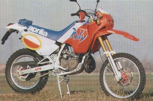 Aprilia Tuareg Rally 1989
