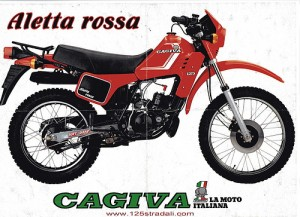 Cagiva-Aletta-Rossa