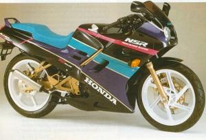Honda NSR-RM 91