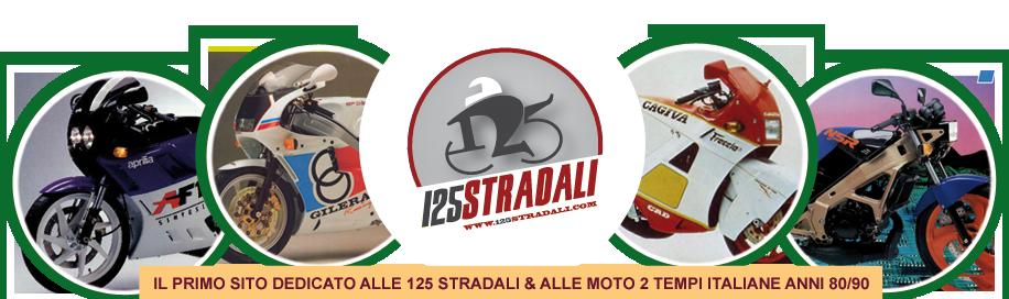 125 Stradali - Il primo motoclub dedicato alle 125 stradali e alle moto 2 tempi italiane anni 80/90